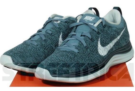 Zapatillas Nike Wmns Mujer Flyknit Lunar 1+ Talle 6.5
