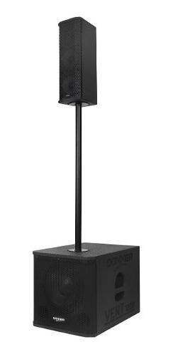Caixa Ativa Line 300 Watts Nca Bluetooth Usb Dj Sub Vert1200