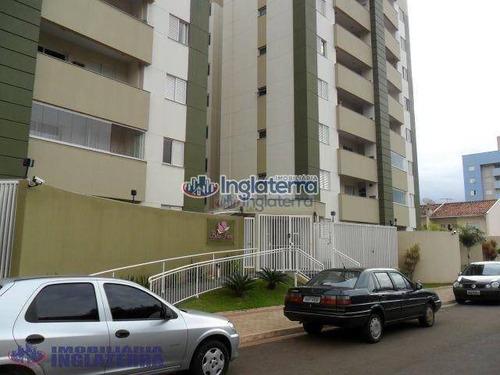 Imagem 1 de 22 de Apartamento Com 3 Dormitórios À Venda, 75 M² Por R$ 300.000 - Bella Fiori - Vale Dos Tucanos - Londrina/pr - Ap2104