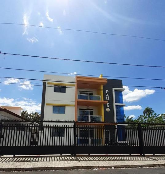 Apartamento En Alquiler, Arboleda Iii, Condominio Paula I