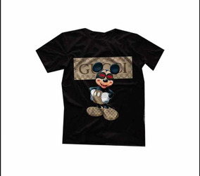 Camiseta Mickey Gucci