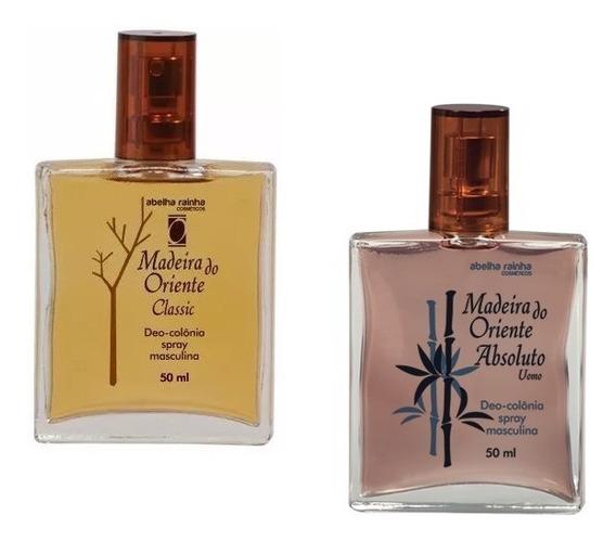 Perfume Madeira Do Oriente Classic + Absoluto Abelha Rainha