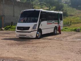 Camion De Pasajeros Mercedes Benz