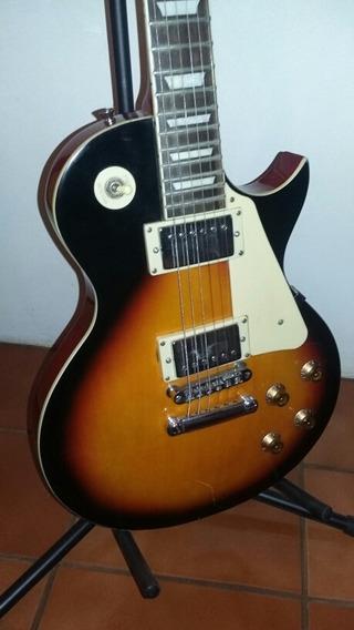 Guitarra Dolphin Les Paul Com Capa