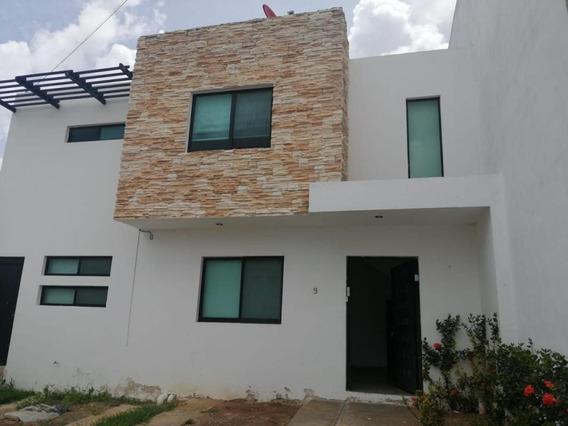 Casa En Renta Campeche Lomas De Las Flores