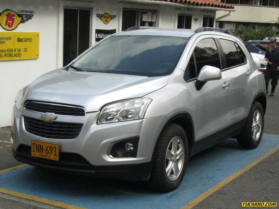 Chevrolet Tracker Ls At 1800 4x2