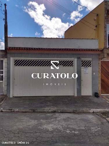 Casa Para Venda Em São Paulo, Jardim Alto Alegre (são Mateus), 3 Dormitórios, 1 Banheiro, 2 Vagas - Casacle_1-1550760