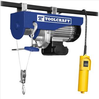 Polipasto Electrico Cap 100/200 Kg Toolcraft Tc5399