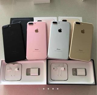 iPhone 7 Plus 128gb Perfectos En Caja Y Accesorios