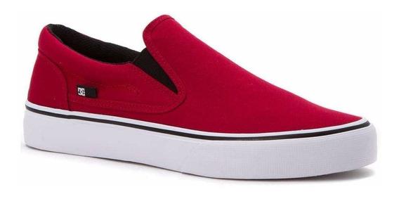 Panchas Dc Shoes Trase Slip On Tx 17112150 Cro