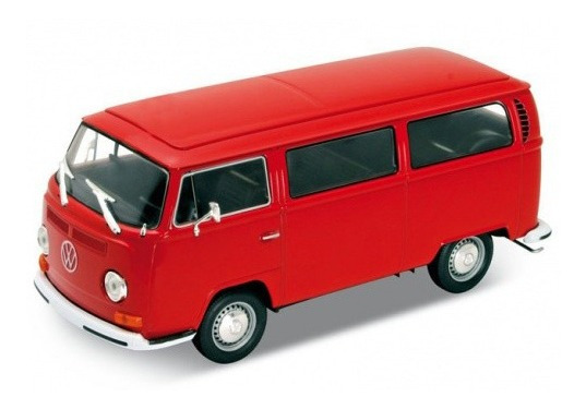 Volkswagen Bus 1972 (1:24) Original Welly