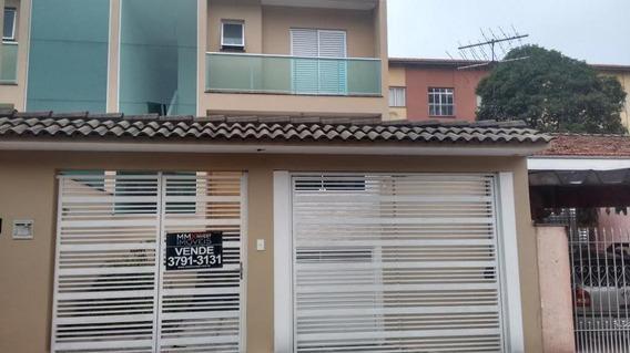 Sobrado Residencial À Venda, Lauzane Paulista, São Paulo. - So0325