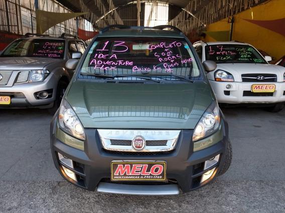 Fiat Idea Adventure 1.8 8v Flex 2013 Completo Lindo 46000 Km