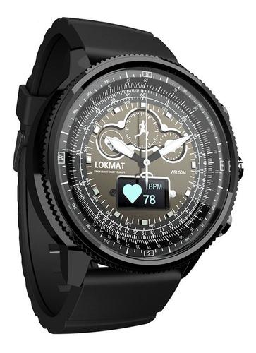 Imagen 1 de 7 de Lokmat Moka Reloj Inteligente Deporte Banda Aptitud Tracker
