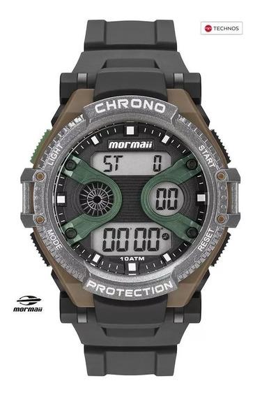 Relógio Masculino Mormaii Acqua Pro Wave Mo8740ac/8c