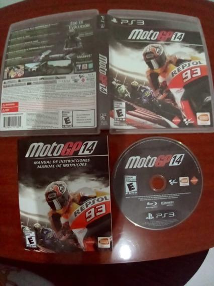 Motogp Moto Gp 14 Ps3 Play3 Dublado