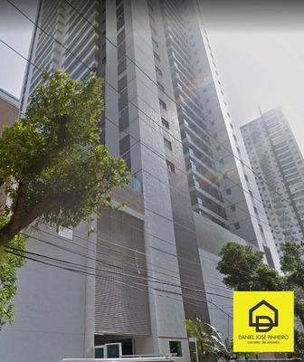 Apartamento De 4 Dorm, Para Locação Definitiva, Em Pompéia - Santos - Ap0147