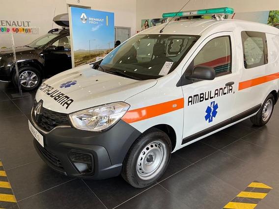 Renault Kangoo Ambulancia (mb) (pro+)