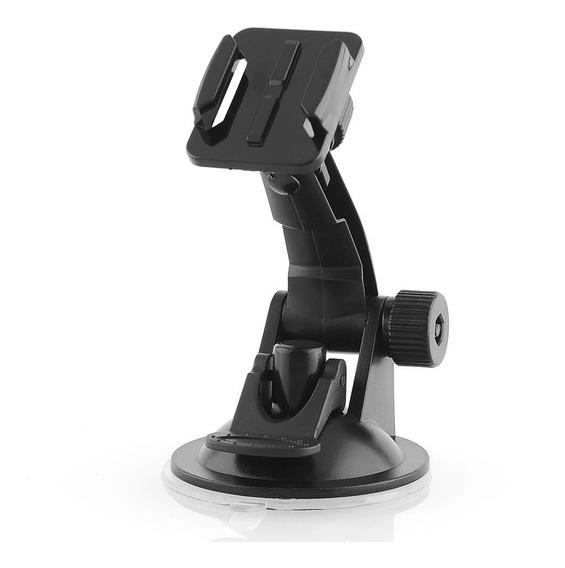 Suporte Veicular Ventosa P/ Gopro Sjcam Xtrax E Compativeis