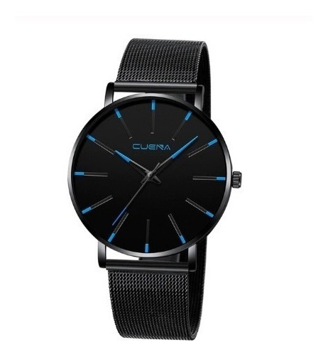 Relógio Masculino Quartz Cuena