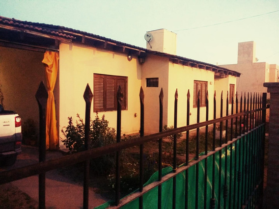 Vendo Casa En Rivera Indarte 3 Dormitorios