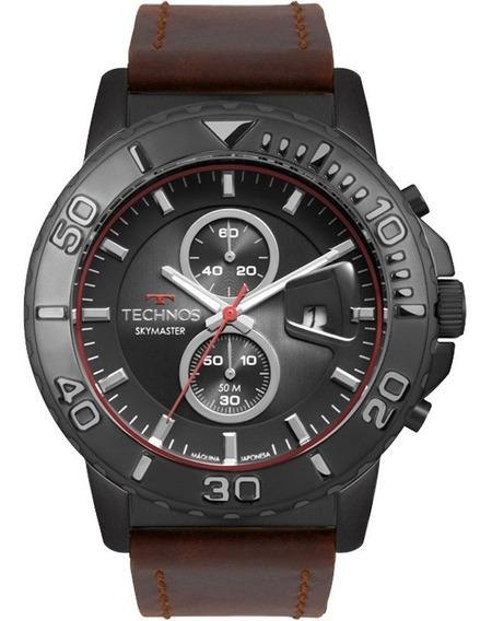 Relógio Technos Skymaster Masculino Os11eb/2p