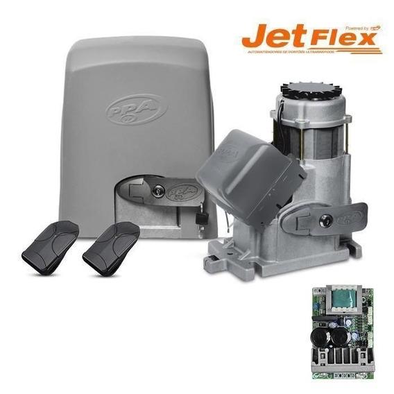 Motor Portão Deslizante 1/2 Hp Dz Condominium Jet Flex Ppa
