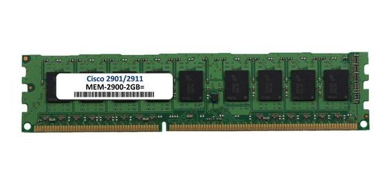Memória 2gb Dram P/ Cisco 2911 Mem-2900-2gb