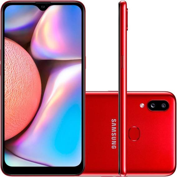 Celular Galaxy A 10 S 32gb Dual Samsung Sm A107mzkrzto