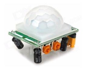 Sensor Presença Infravermelho Pir Hc-sr501 Arduino