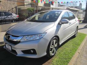 Honda City 1.5 Ex At 2014