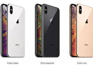 Apple iPhone Xsmax 64/256/512 Gb 12+12mp Ram