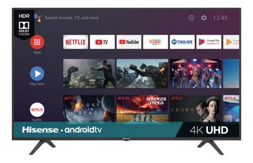 "Imagen 1 de 3 de Smart TV Hisense H65 Series 65H6510G LED 4K 65"" 120V"