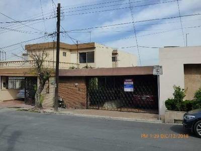 Casa En Venta, Col. Vista Hermosa, Monterrey, N.l.