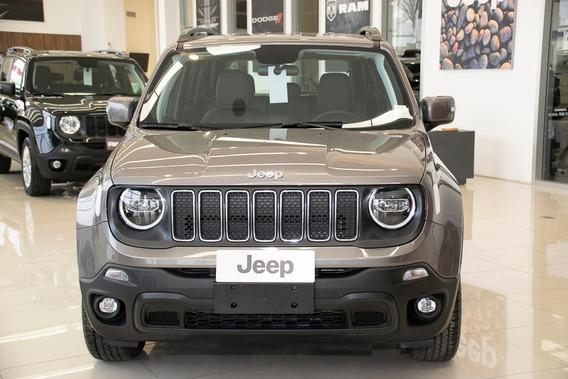 Jeep Renegade 2020 Retiras Julio Llave X Llave Cuotas Fijas