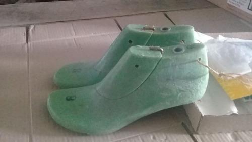 Hormas De Zapato Para Calzado Con Taco Talle 38
