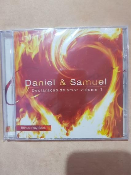 Daniel E Samuel Declaração De Amor