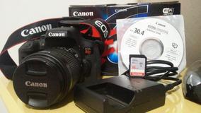 Camera Canon Eos Rebel T6i Dslr Ef-s Kit T6i 18/55