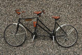 Bicicleta Tandem (doble) Estilo Vintage
