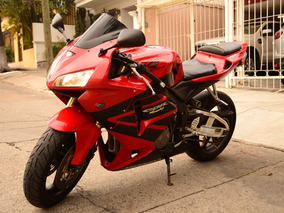 Honda Cbr 600 Rr Impecable Segundo Dueño