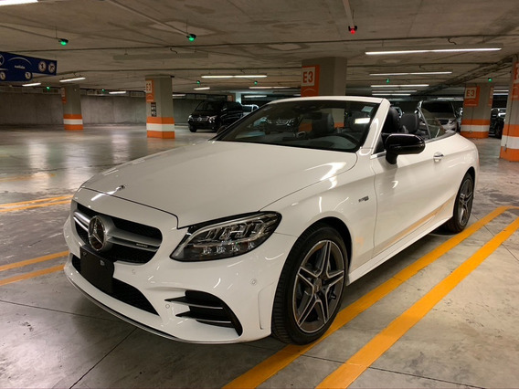 Mercedes Benz C 43 Amg Convertible 2019 Demo