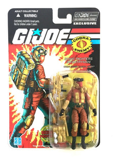 Gi Joe 25th Joecon Fss 12 Sonic Fighters Viper 2018 Nuevo