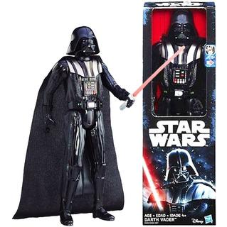 Star Wars Muñeco Figura Darth Vader 30 Cm Original Hasbro