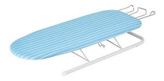 Honeycando Brd01292 Mesa Plegable Tabla De Planchar Con Hier