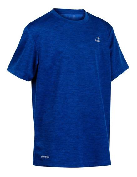 T-shirt Basica Boys Topper Entrenamiento Remera Niños Nene