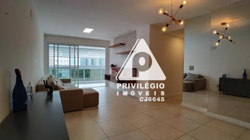Imagem 1 de 17 de Apartamento À Venda, 3 Quartos, 1 Suíte, 2 Vagas, Barra Da Tijuca - Rio De Janeiro/rj - 29374