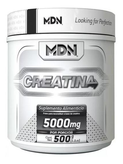 Creatina Mdn 500 Gr (100 Servicios)