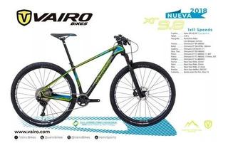 Bicicleta Vairo 9.8 Rod 29 Carbono