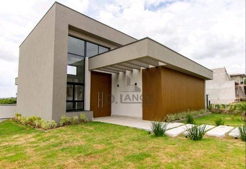 Casa Com 4 Dormitórios À Venda, 230 M² Por R$ 1.690.000,00 - Swiss Park - Campinas/sp - Ca14502