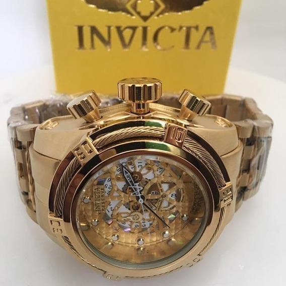 Relógio Masculino Invicta Zeus - 100% Funcional